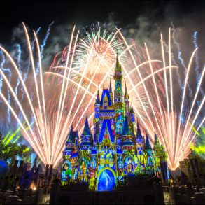 Show de fogos voltam ao Walt Disney World