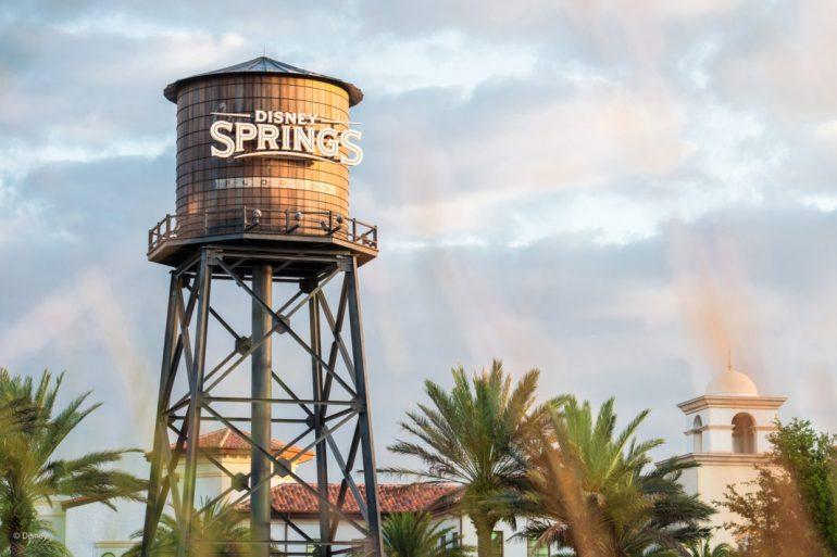 Disney Springs estende horário de funcionamento para o verão