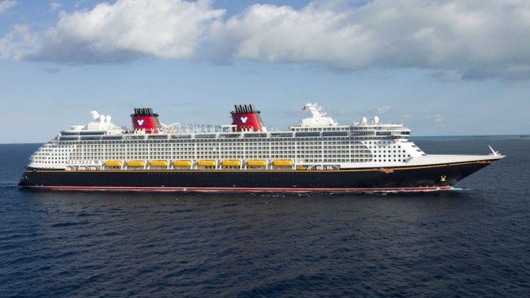 Disney Cruise Line anuncia o primeiro cruzeiro teste