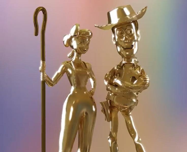 Lista de estátuas Fab 50 nos parques da Disney